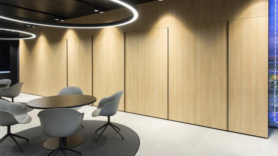 Interiérový dizajn pre JTRE Showroom
